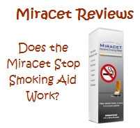 Miracet Reviews Does The Miracet Stop Smoking Aid Work