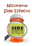 Nicorette Side Effects