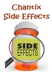 Side Effects of Chantix